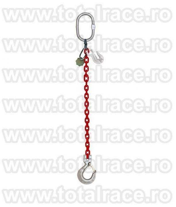Dispozitiv ridicare lant grad 100 cu 1 brat Total Race