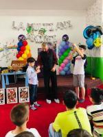 Magician petreceri copii Tg Jiu