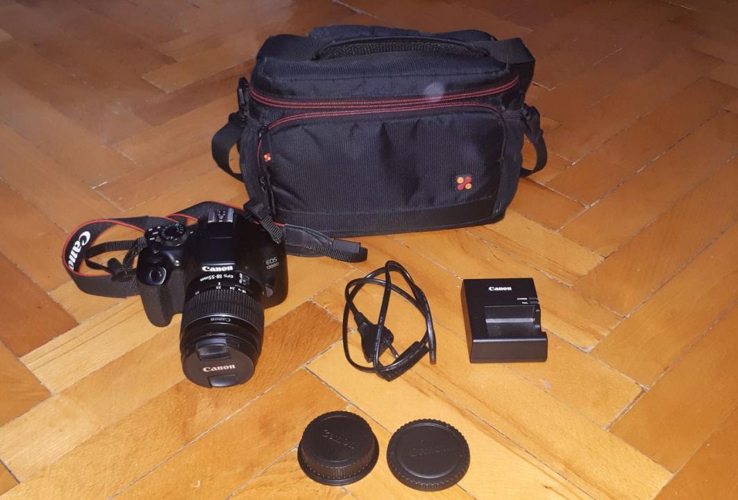 De vanzare Canon EOS 1300D