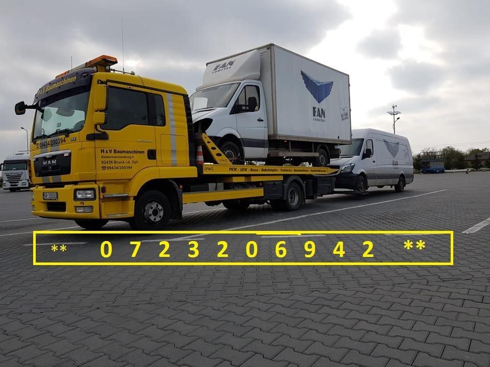 TRACTARI AUTO Avariate,Defecte,Utilaje, RAR, Bulgaria,Grecia