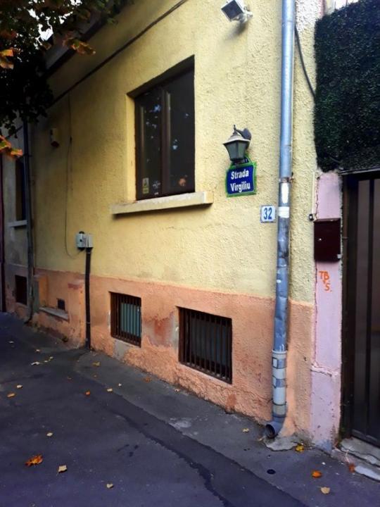OFERTA  ZILEI : Vand CASA singur curte ultracentral, proprietar Cismigiu –Stirbey