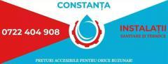 Instalator sanitar Constanta