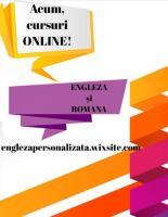Cursuri Engleza si Romana - acum și ONLINE