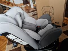 Vând scaun auto 0-36 Kg cu isofix rotativ