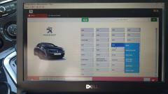 Testare-diaznoză Peugeot Citroen DS hybrid