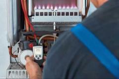 Montaj și reparații centrale gaz lemn peleți