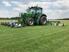Sofer sau tractorist ferma agricola Germania