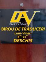 Traduceri legalizate și apostilate