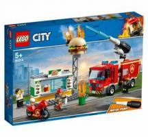 Lego Stingerea incendiului de la Burger