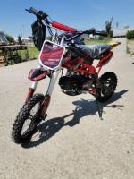 OFERTA DE VARA : MotoCross DirtBike Sky Deluxe 125cc#Manual