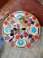 Numere de casa din mozaic Pietre ornamentale de gradina