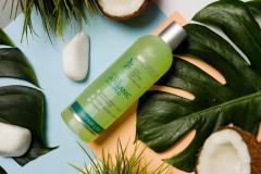 Șampon pentru restaurarea părului Argan cu 5 uleiuri