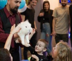 Petreceri copii Craiova magician