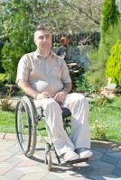 Ingrijitoare pentru persoana in scaun rulant
