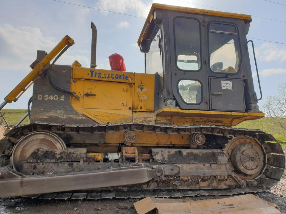 Buldozer HANOMAG D540E