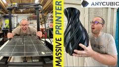 3D Printer Anycubic Chiron in garantie, super pret