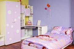 Vand dormitor copii