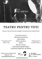 Cursuri de teatru Bucuresti