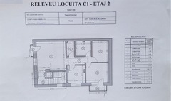 Piata Regina Maria, apartament 3 camere in vila