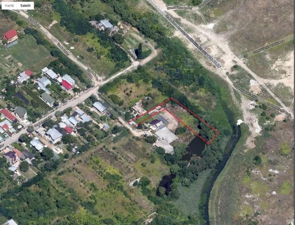 Vand teren in sectorul 1