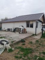 Vând imobil/casa (63 mp)  +modul locuibil + teren intravilan (1596 mp), comuna Ion Roată (Ialomița)