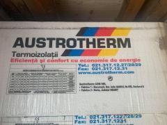 Polistiren Austrotherm 10 cm, pret per bax