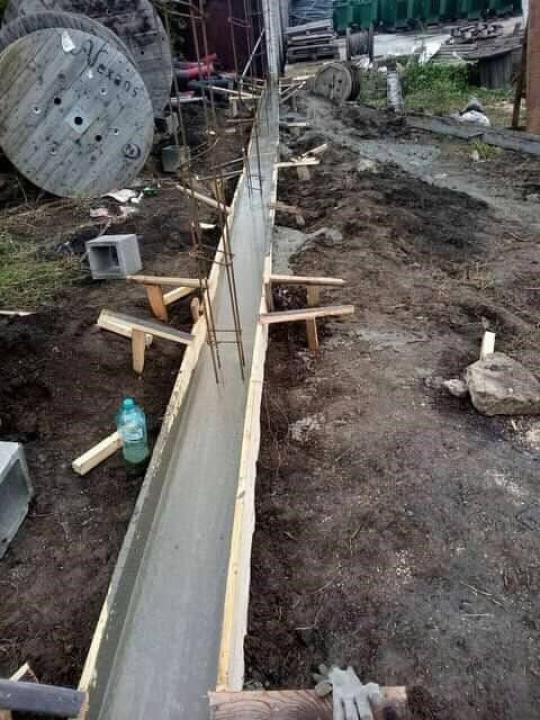 Execut lucrari in constructii.