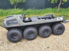 Atv Argo 8x8 amfibiu