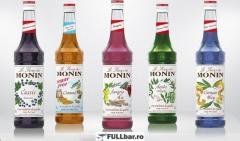 FULLBAR.ro: distribuitor de siropuri MONIN, dar și de piureuri de fructe, sosuri, lichioruri...