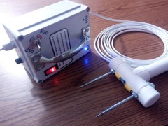 Asomator porci - impuls electric imediat