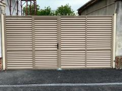 Confecții metalice porți, garduri, balustrade