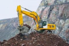 Lucrari de excavatii,terasamente-utilaje in constructii