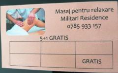 Masaj pentru relaxare în Militari Rezidențial