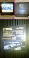 Televizor ITT NOKIA 6330 PS Ideal Color raritate retro vintage