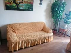 Canapea din piele natirala