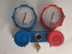 Baterie manometre presiune freon R134A,R410A,R404,plus 2 cuple auto