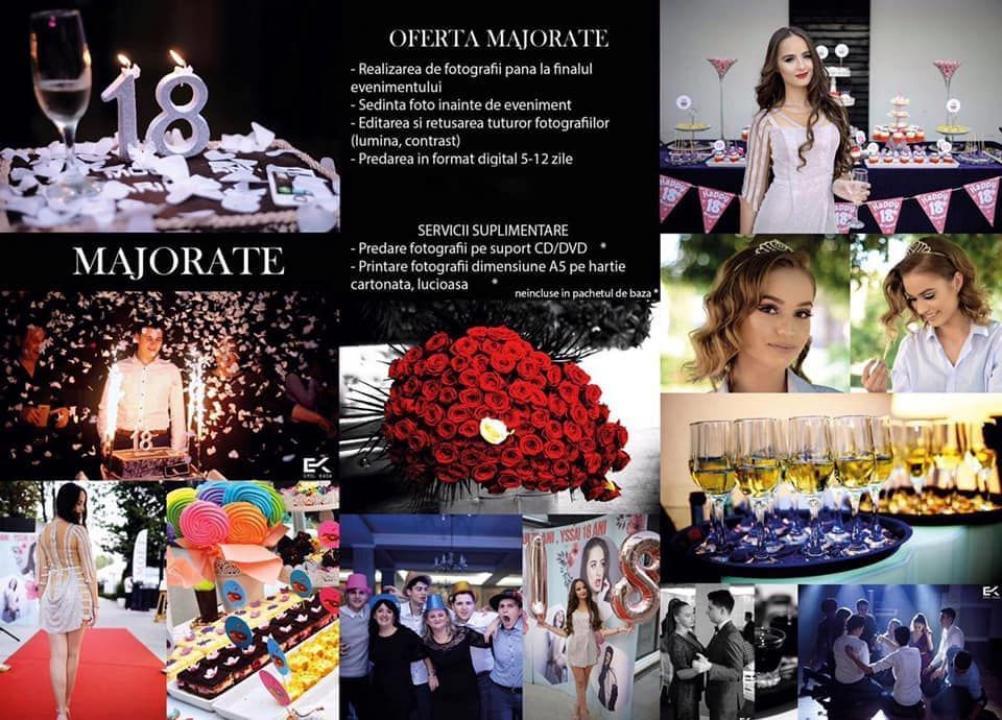Fotograf/Videograf Nunti, Botezuri, Majorate, Sedinte foto