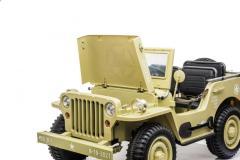 Masinuta electricaJEEP USA ARMYechipataPREMIUM