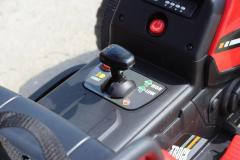 Tractor electric pentru copii BJ-611 70W 12V cu Remorca si RC inclus