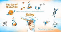 EDJOY Focsani-Cursuri interactive engleza, franceza, germana.