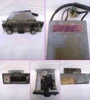 Radio si casetofon auto anii 69 rare Dacia 1100S