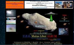 UFO Mutus Liber ALBUM