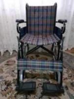 Vand scaun rulant