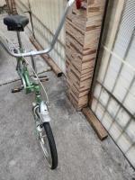 Bicicletă pliabilă stare foarte buna