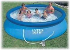 piscina gonflabila aproape noua