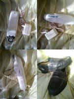 Epilator Raritate si Pantofi handmade