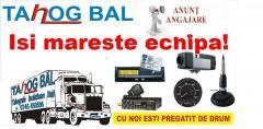 Tahog Bal SRL Angajeaza pentru service de tahografe