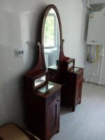 Toaleta oglinda veche