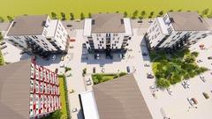 Cladire comerciala si birouri de vanzare in Sibiu