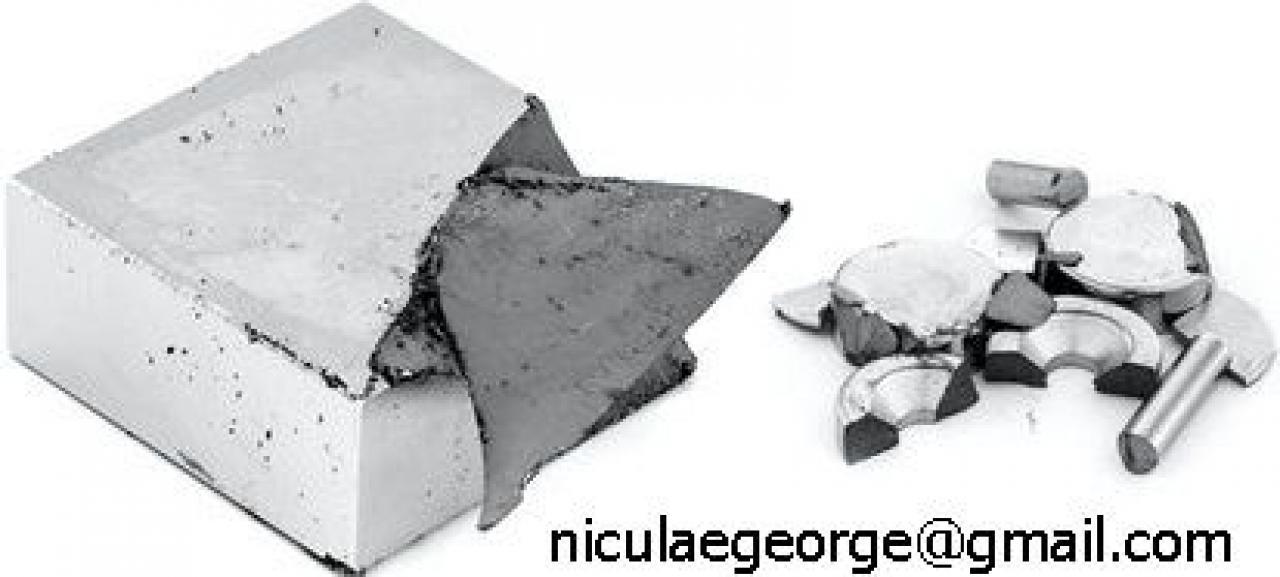 Cumpăr magneți neodim avariati, zgariati, sparti sau complet demagnetizati.